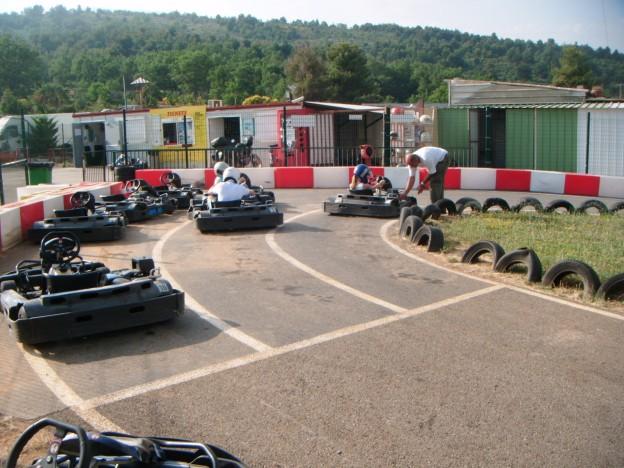 karting nice